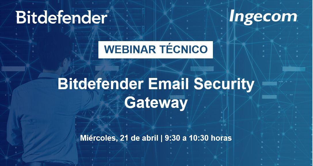 Bitdefender Email Security Gateway