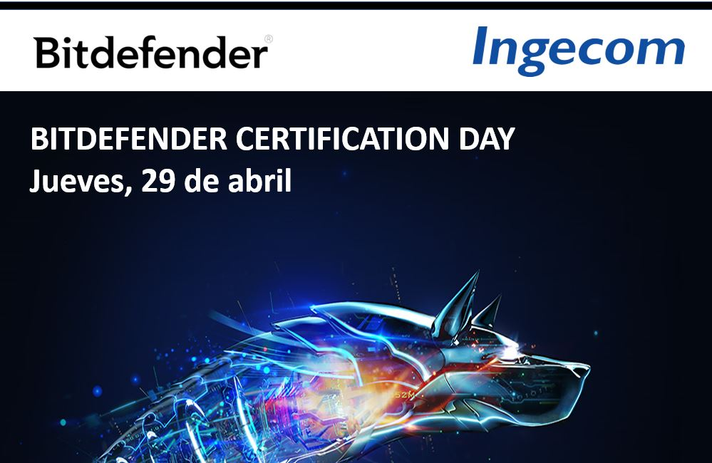Bitdefender Certification Day