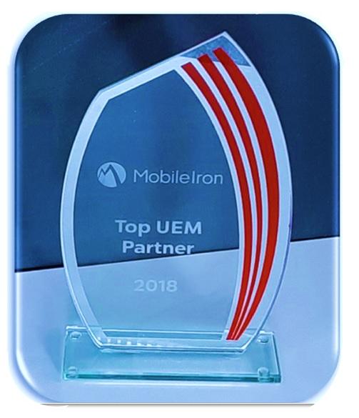 Award Mobileiron