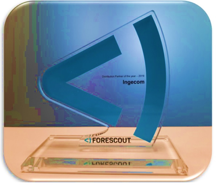 Awards Forescout